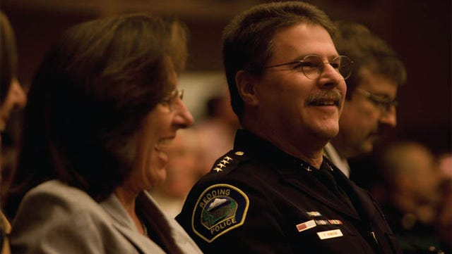 Former Redding police Chief Peter Hansen has been asked to take over as chief again until the city hires a replacement for ousted Chief Robert Paoletti.