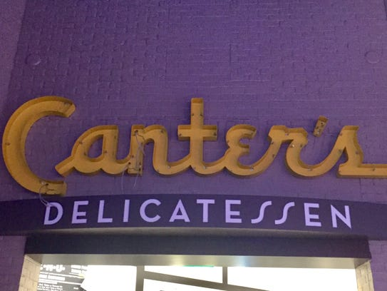 Canter's Deli, the famed L.A. delicatessen, is debuting