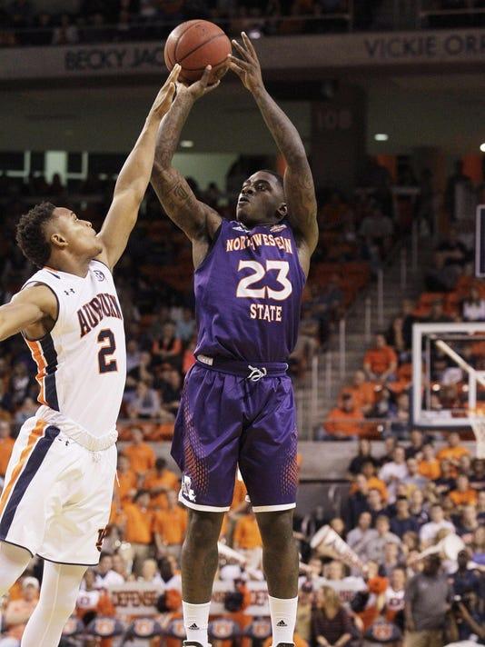 NCAA Basketball: Northwestern State at Auburn