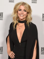 Lindsay Ell walks the red carpet before the BMI Music