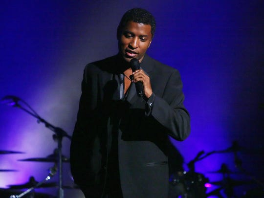 """Kenny """"Babyface"""" Edmonds will perform on Feb. 14 at Old National Centre."""