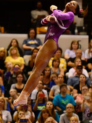 Gabby Douglas and other Fierce Fivers from London are trying to return to the Olympics next summer in Rio.