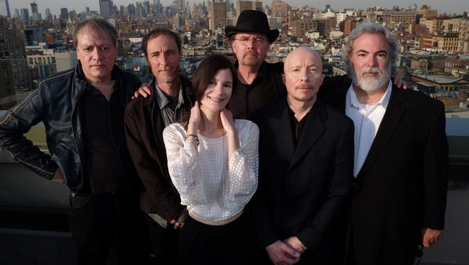 The band 10,000 Maniacs performs June 10 at Milwaukee's PrideFest.