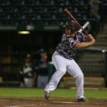 Justin Paulsen, shown in a game earlier this season, delivered a 10th-inning single to give Missouri State a 3-2 victory on Sunday over Wichita State.