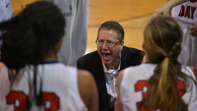 Carolina Day girls basketball coach Joe Carrington has been fired.