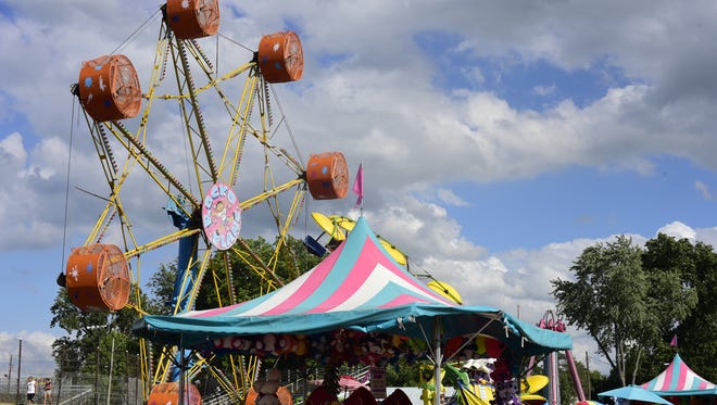 Sandusky County fair officials say midway rides provided by Durant Amusements will be inspected and monitored for safety prior to the opening of the Sandusky County Fair on Tuesday.
