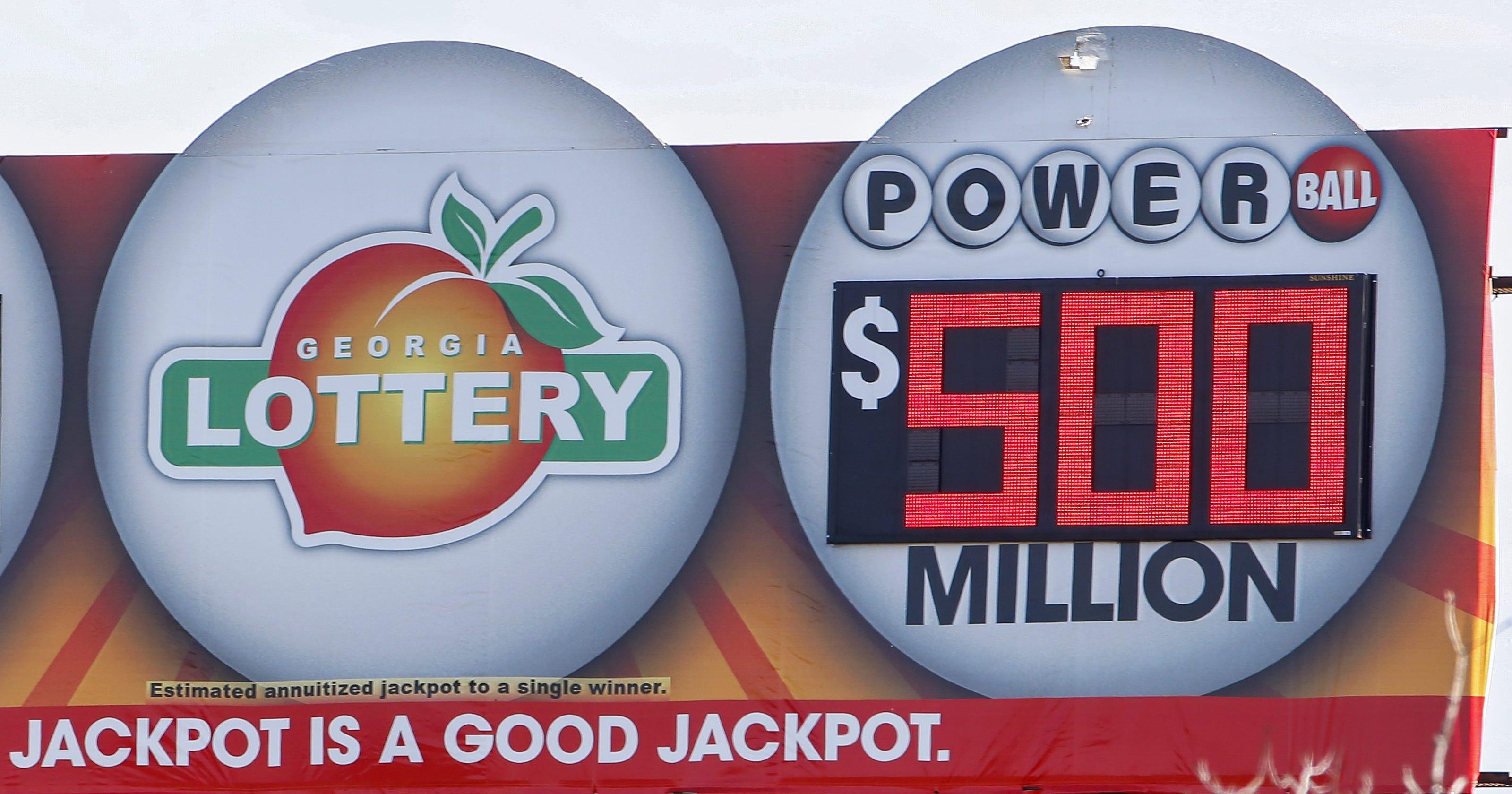 Powerball Jackpot Spikes To 500 Million