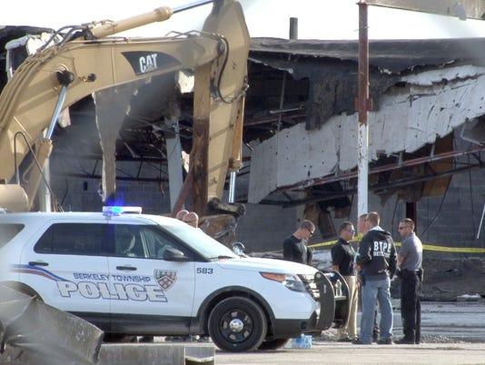 Beachwood Plaza Demolition fatality