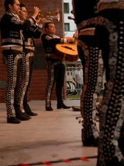 Artown's World Music Series presented with Mariachi Sol de Mexico de Jose Hernandez in 2009.