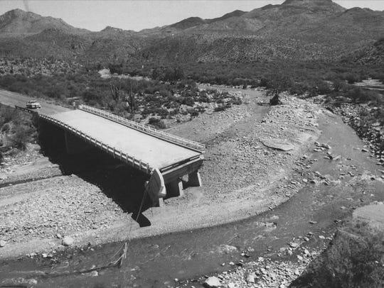 Flood kills 23: On Labor Day in 1970, a flash flood