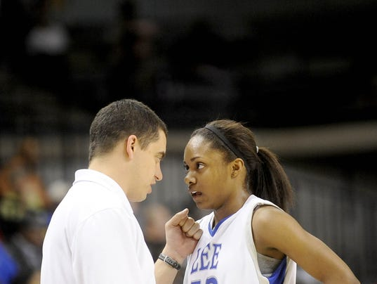 Lee Ladies falls to Greensville in the Group AA Division 3 Semifinal