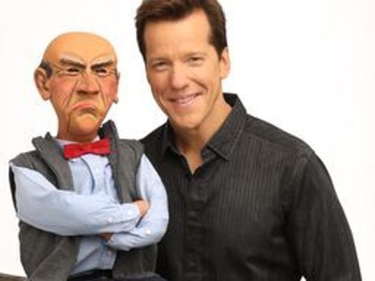 Ventriloquist and comedian Jeff Dunham will be performing