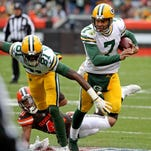 Dougherty: Even with Aaron Rodgers, Packers' road to playoffs remains rocky