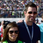 Aaron Rodgers will be at Indy 500 for Danica Patrick's last race