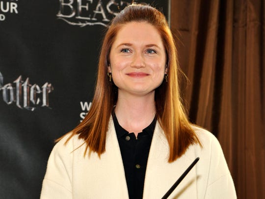 Actress Bonnie Wright will be at Phoenix Comicon.