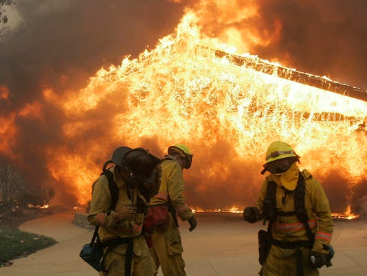 AP CALIFORNIA WILDFIRES UTILITIES A FILE USA CA