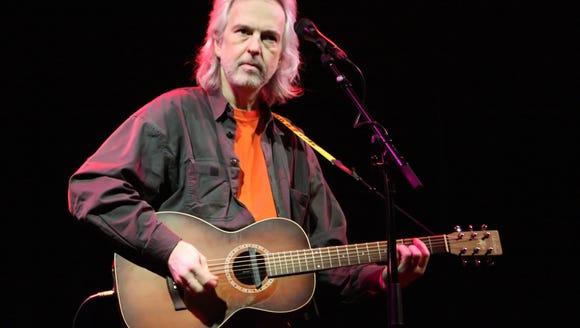Singer-songwriter Gurf Morlix performs April 19 at the Treehouse Cafe on Bainbridge Island.