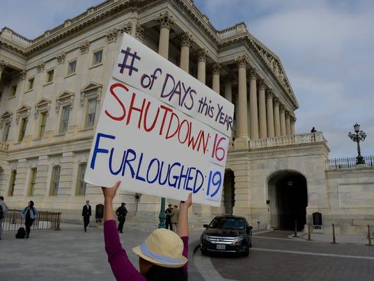 Your Say 101 congress shutdown