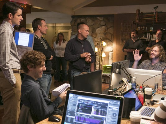 Mike Judge directs 'Silicon Valley'