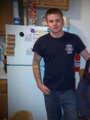 The body of Stewart Vaughan, 23, was found in Newark, according to his family.