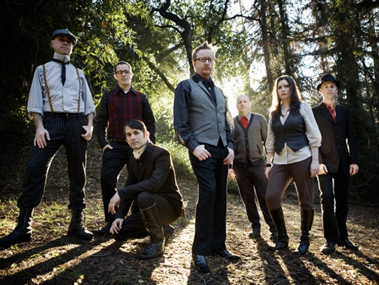Flogging Molly will perform in concert Sunday evening