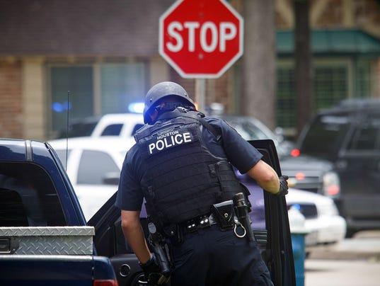 Houston police officer