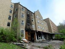 Teen's plunge through floor a reminder of old Reid site's threat