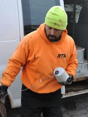 RTS Water Solutions installation/repair technician