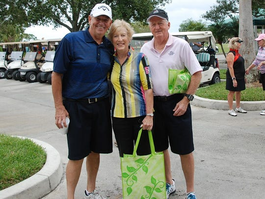 Doug Brimlow and Meryl and Erwin Baumann