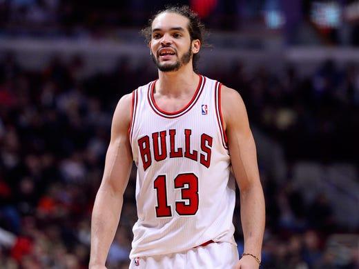 7320ac4fcad Chicago Bulls center Joakim Noah has emerged into a star this season. Click  through to