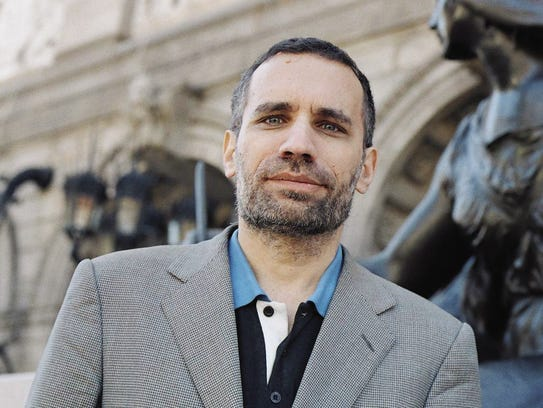 Author Joshua Kendall.