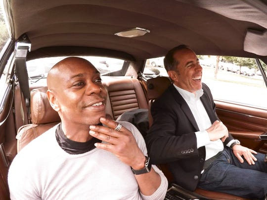 """""""Comedians in Cars Getting Coffee"""" returns to Netflix"""