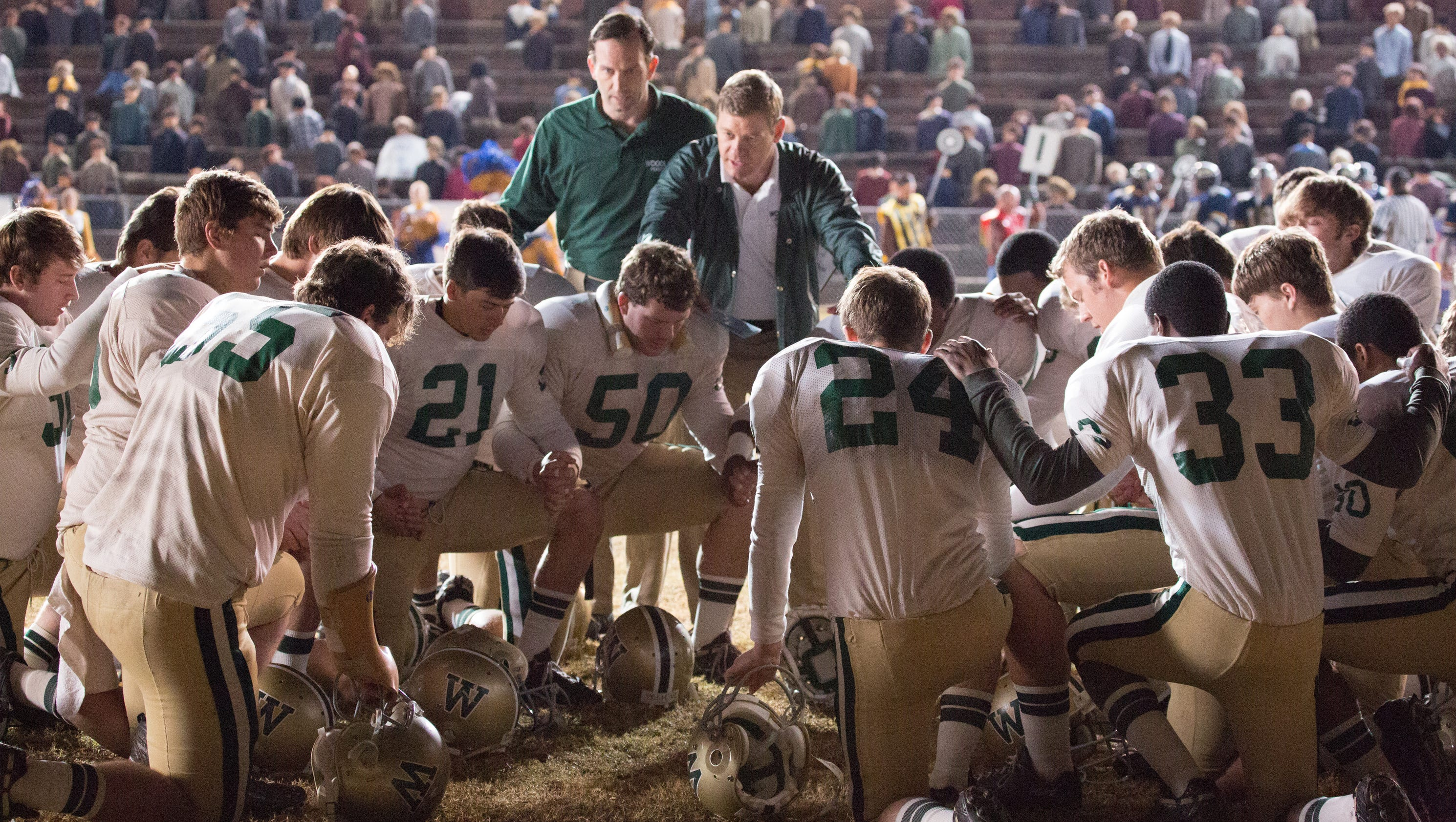 With Woodlawn Christian Films Enter New Playing Field