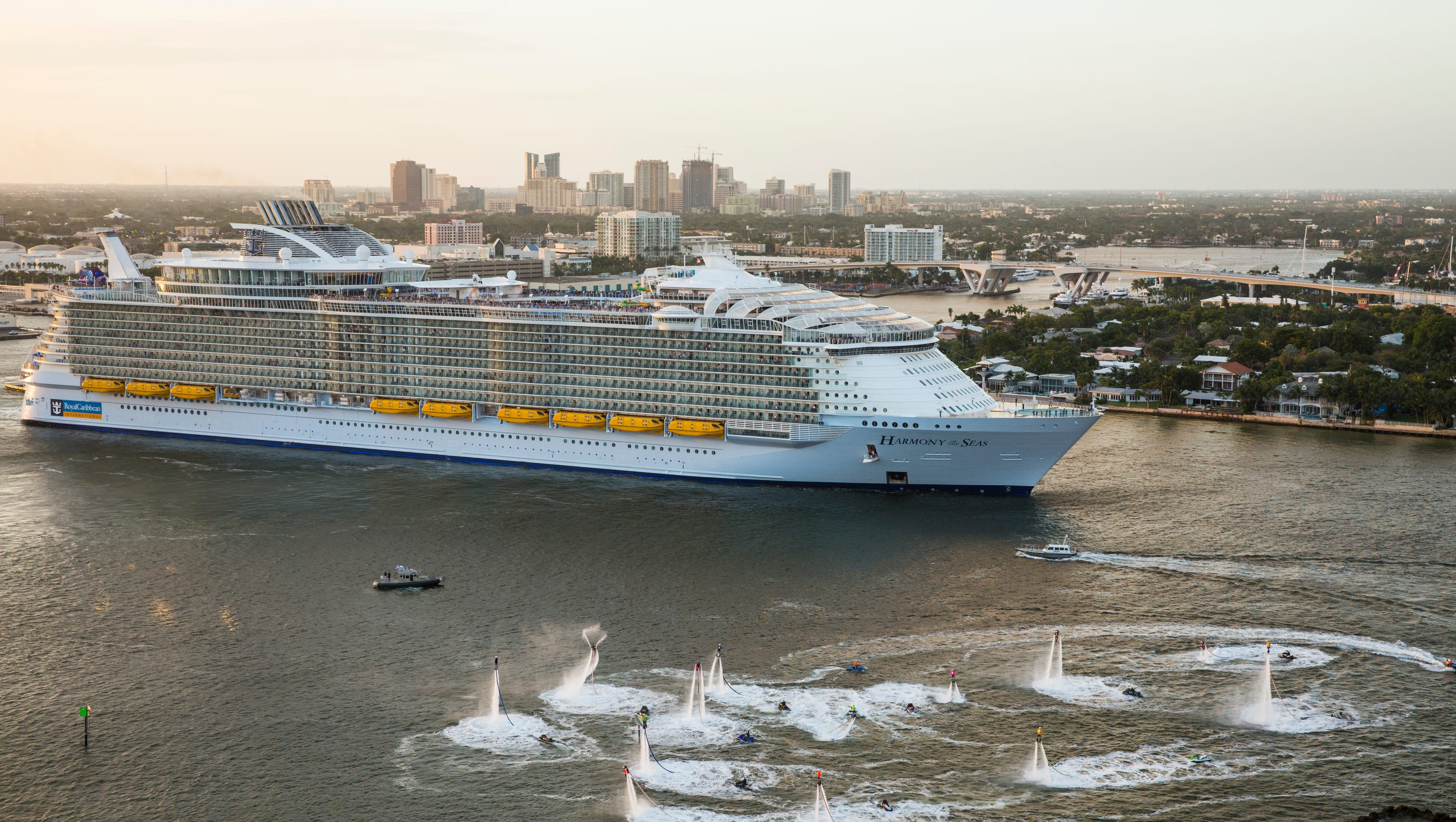 26 Facebook Largest Cruise Ship Out Of Florida  Punchaoscom