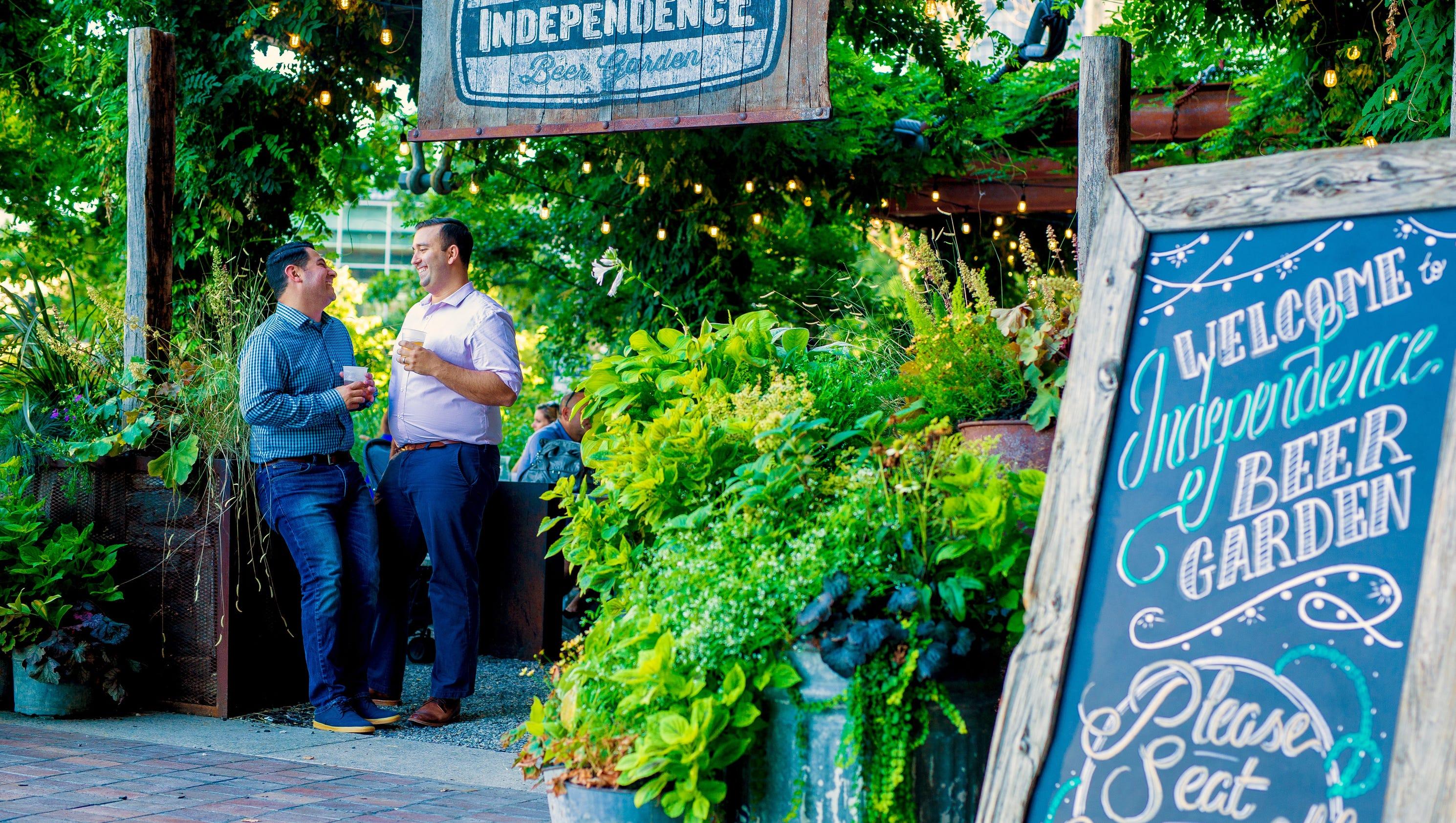 Image Result For Independence Beer Garden