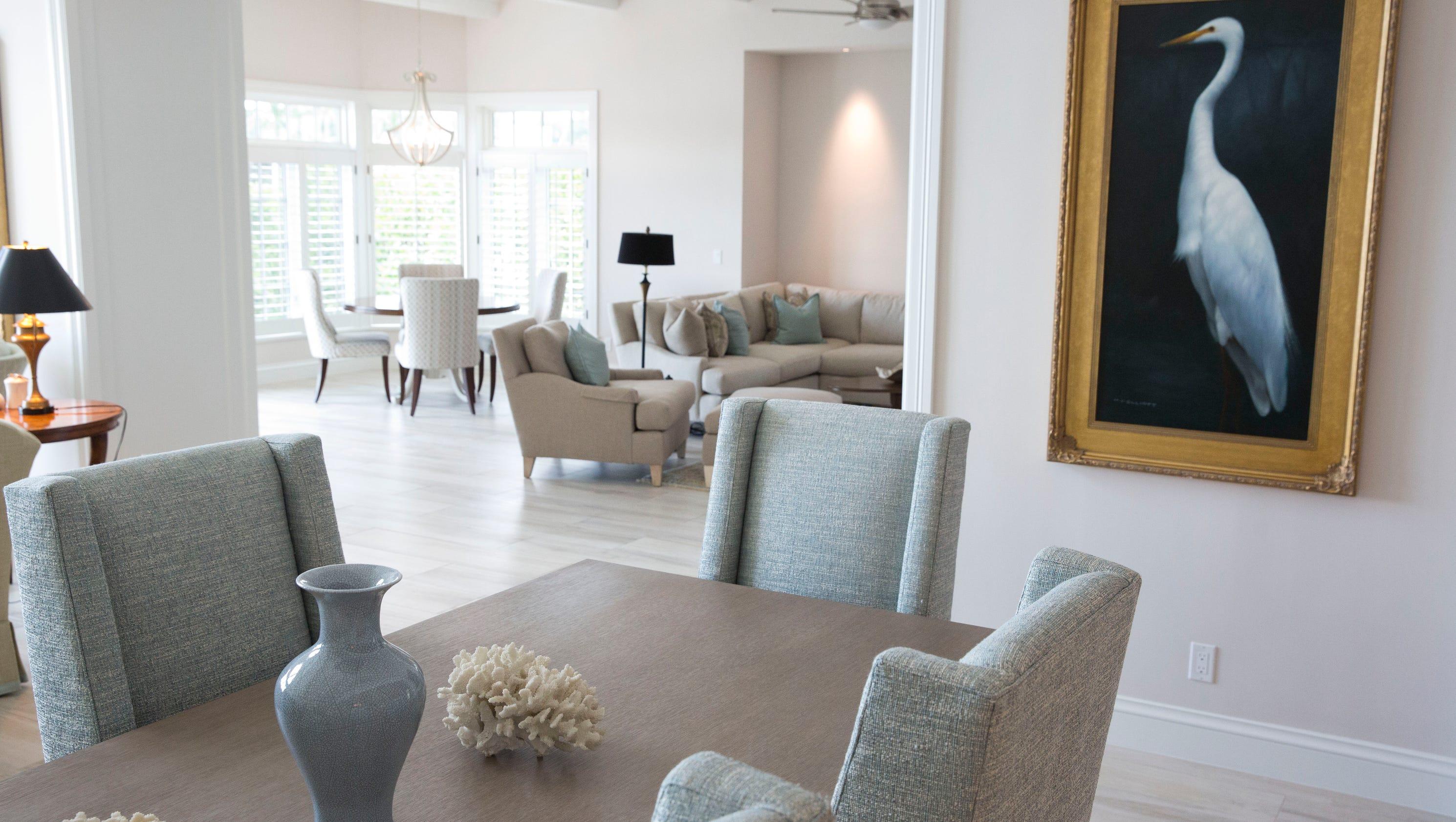 Color white gets the spotlight in interior design for D life interior design
