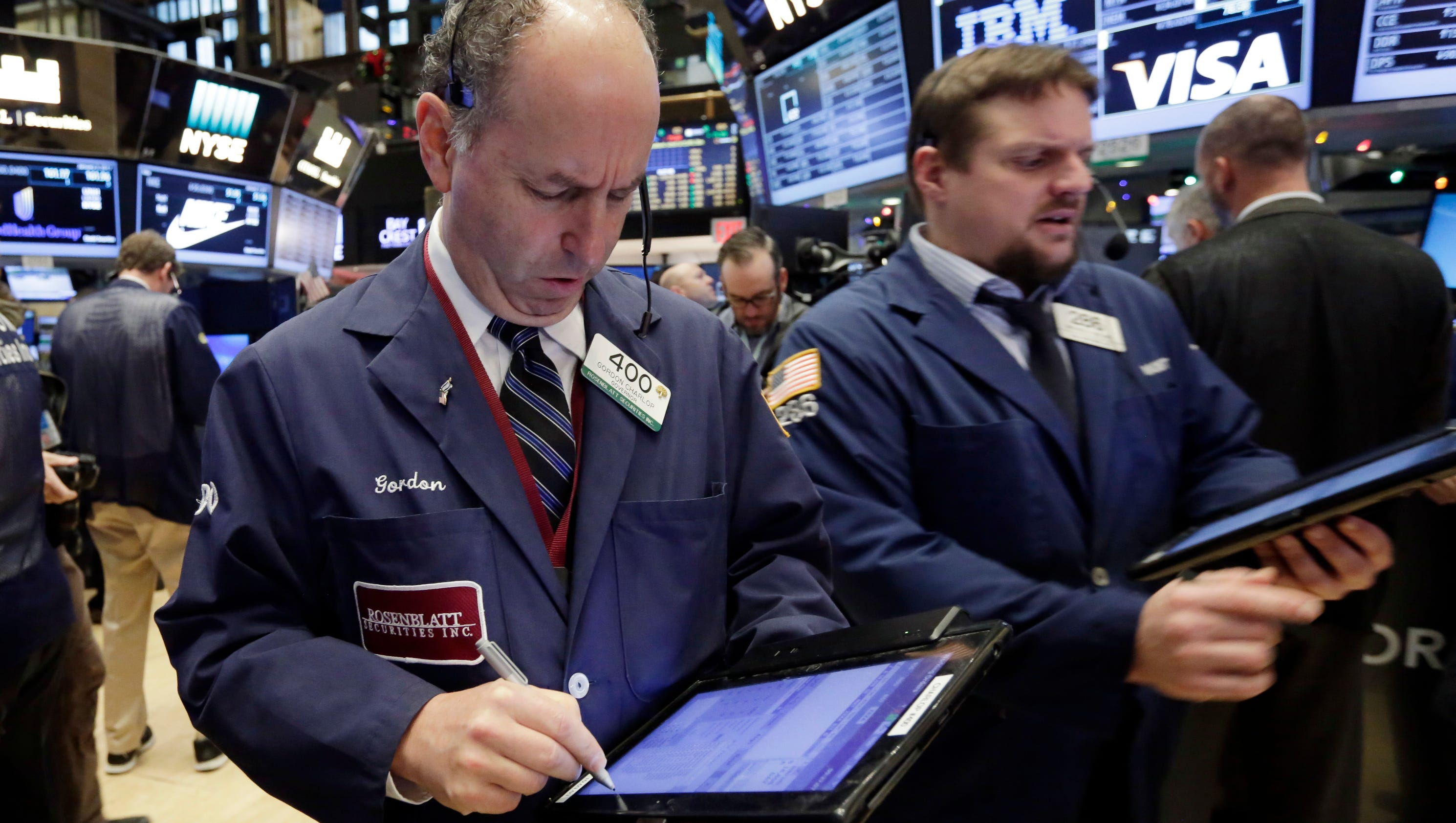 Is the stock market entering a 'show me' phase?