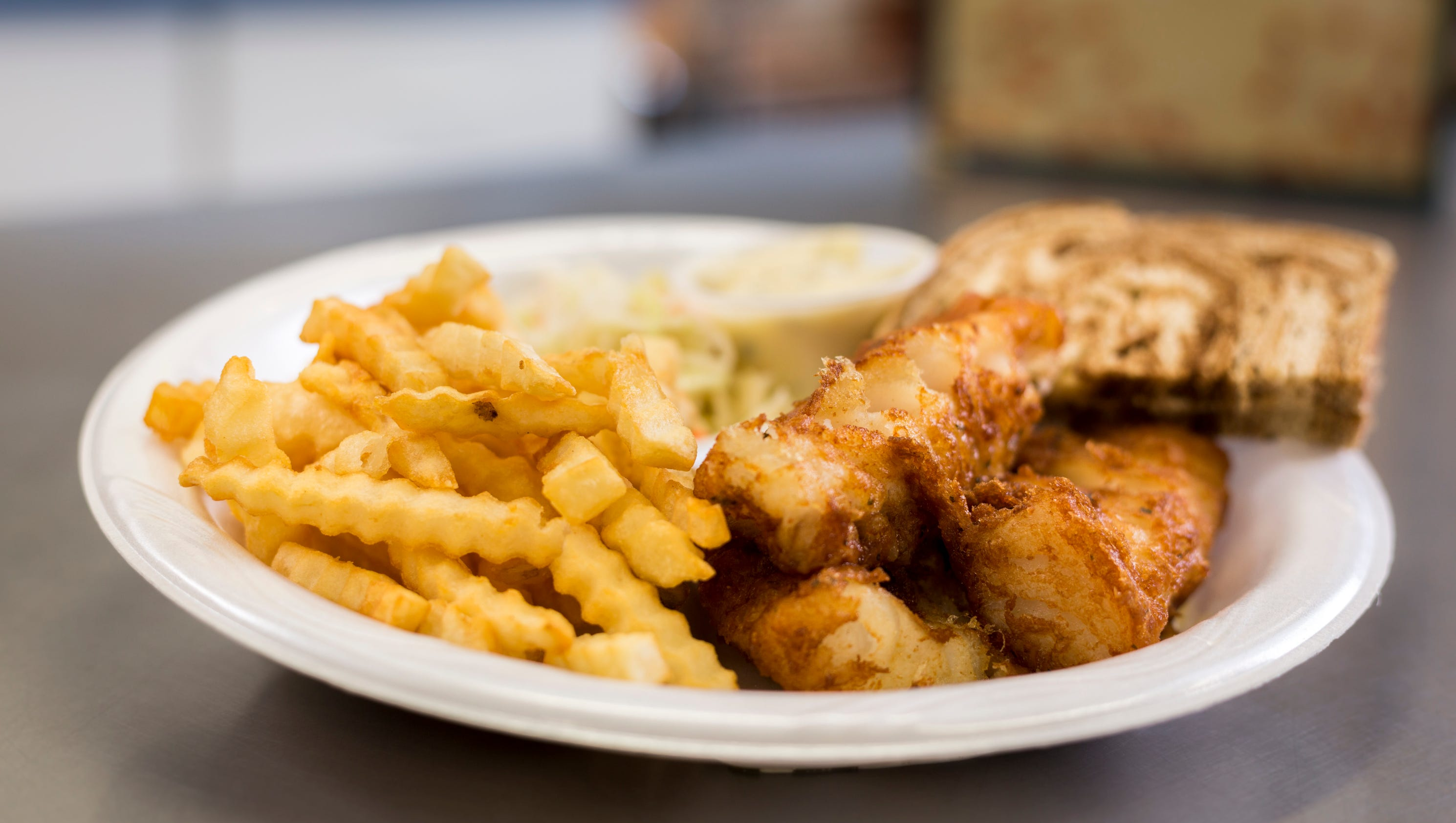 Owners pleased as punch with fish fry results for Fish fry in my area