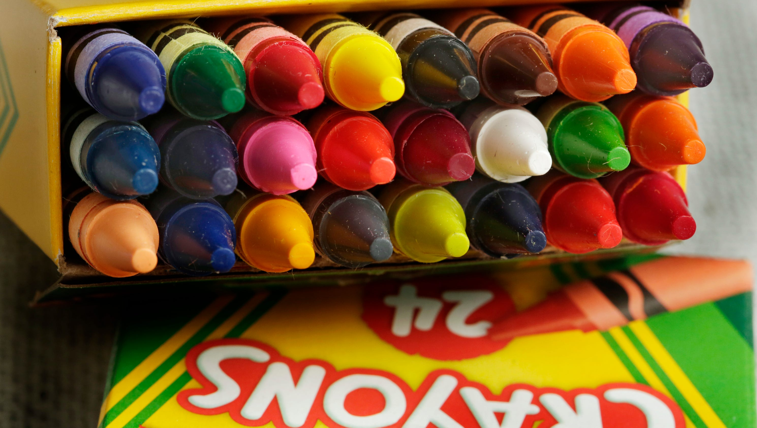Crayola gives two clues about Dandelion