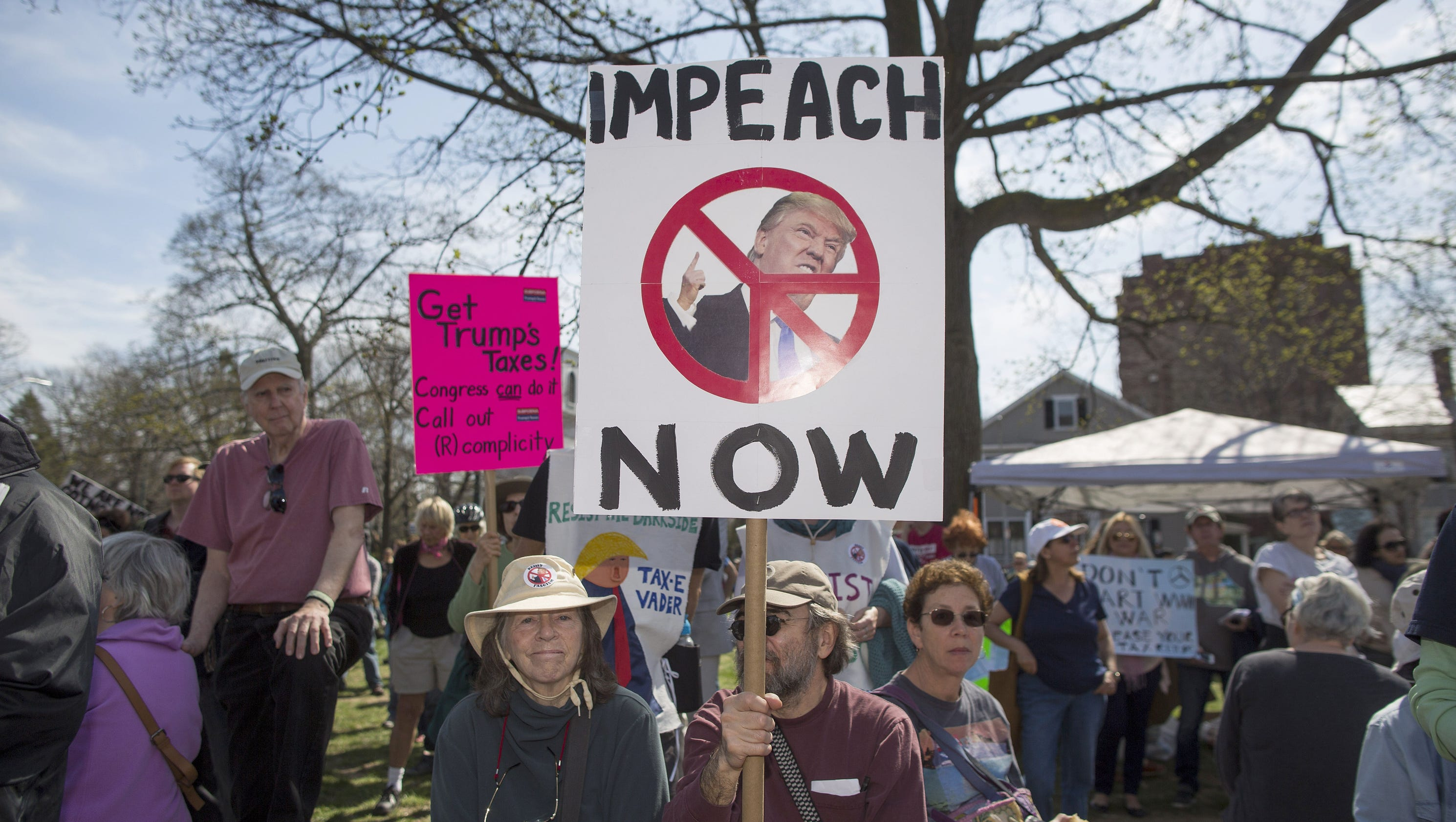 Impeachment: A look at the process that can bring down a ...