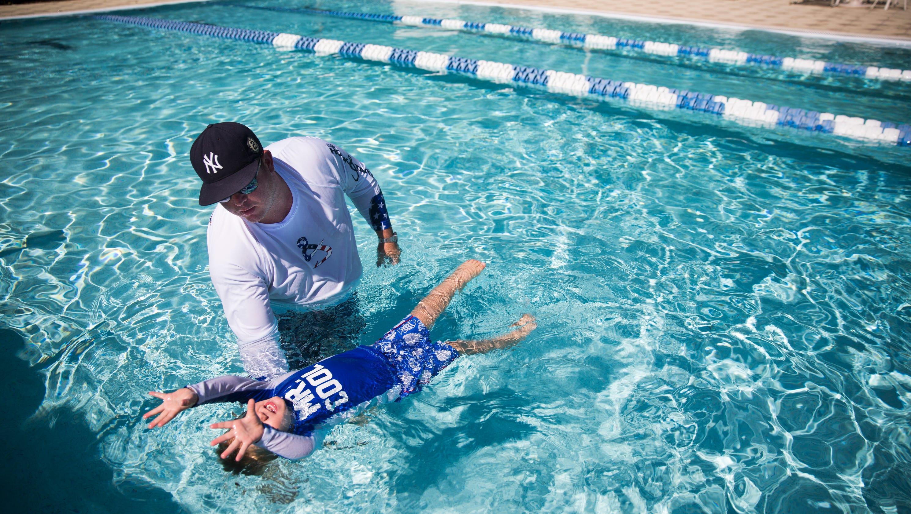 An ounce of prevention pool safety lessons for kids key to avoid drownings - Swimming pool leipzig ...