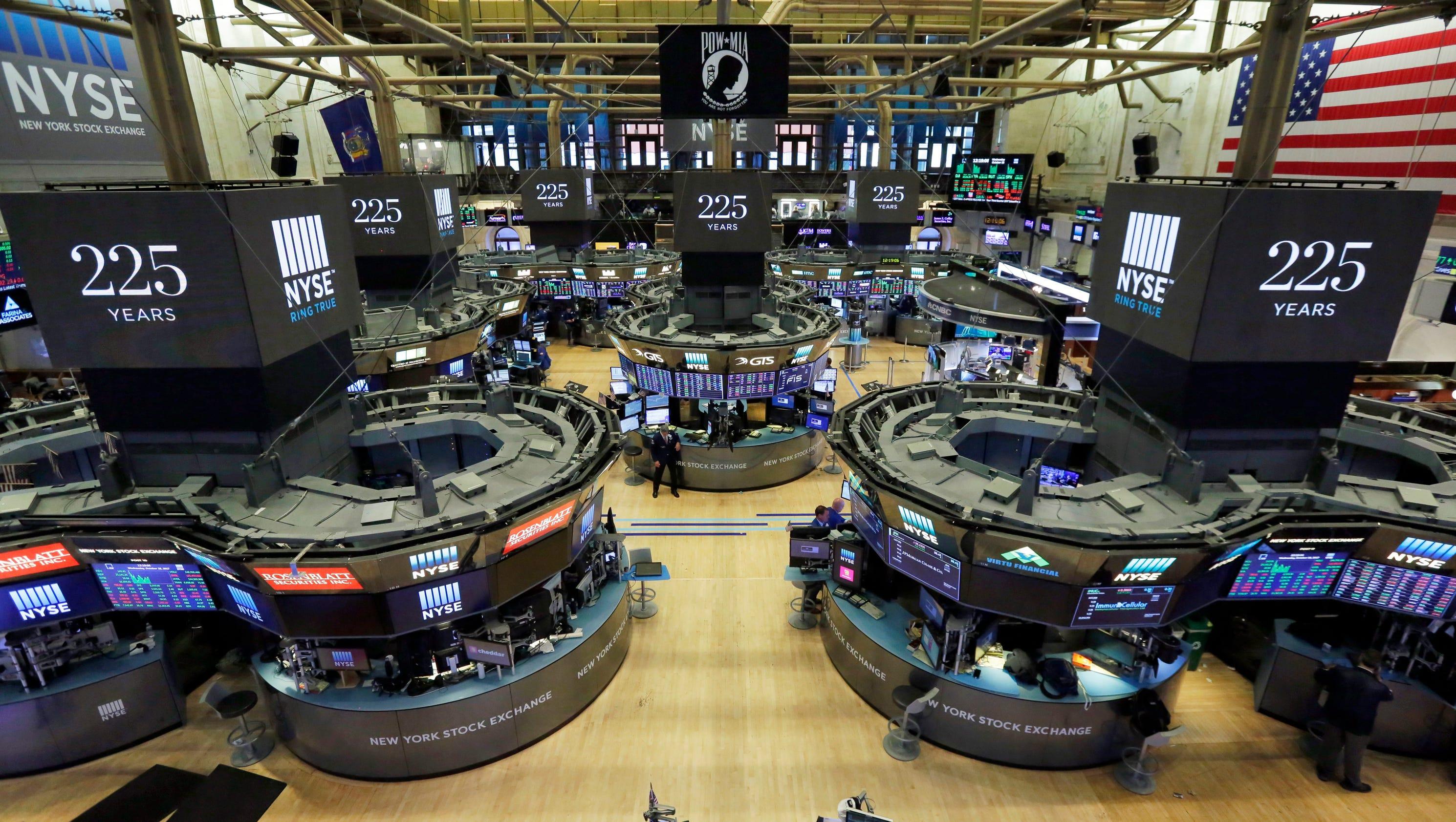 Stock Market 2018 Wall Street Predicts Bulls Will Keep