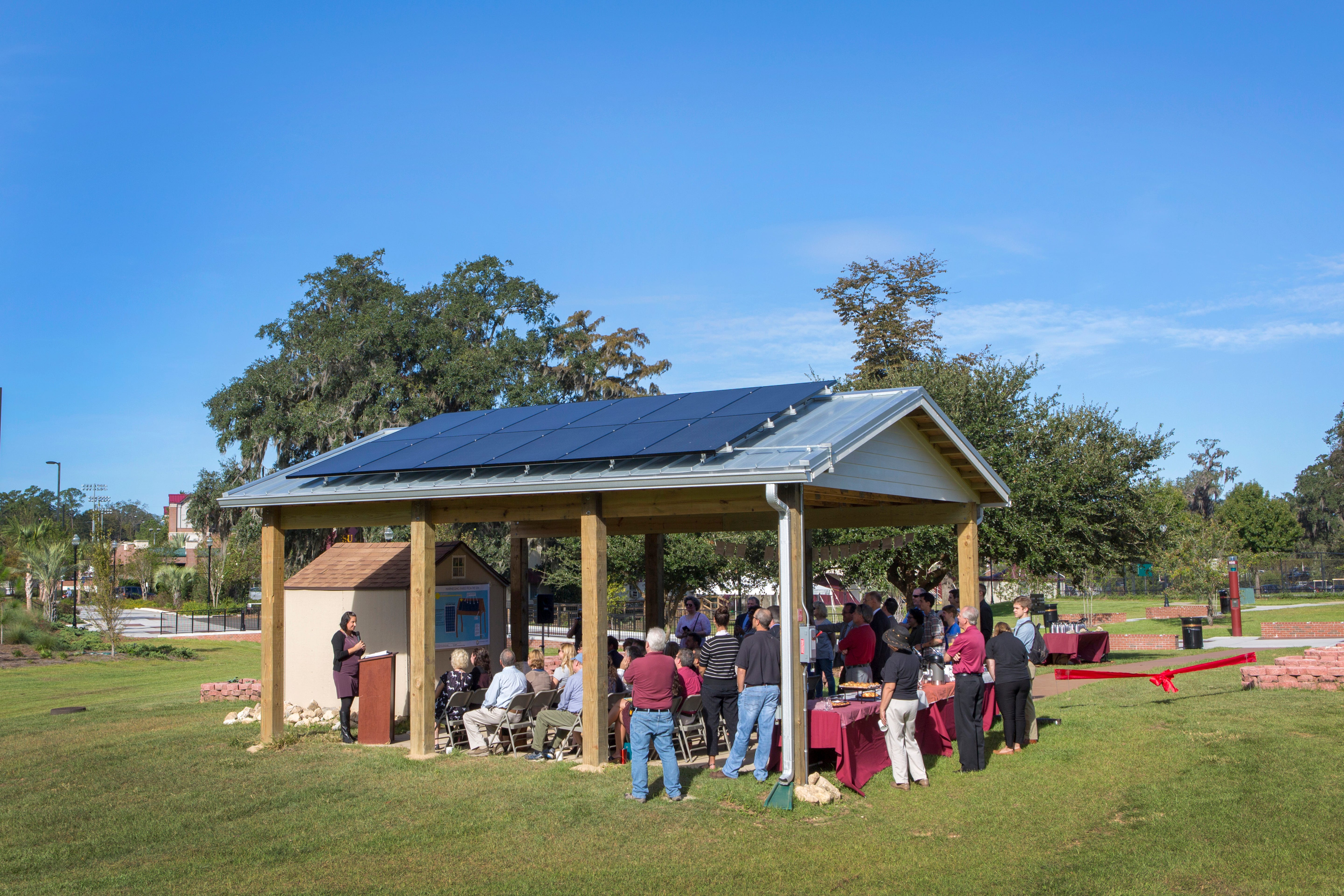 FSU FAMU TCC and LCS powered up over agreements with cityu0027s solar farm & FSU FAMU TCC and LCS powered up over agreements with cityu0027s ...