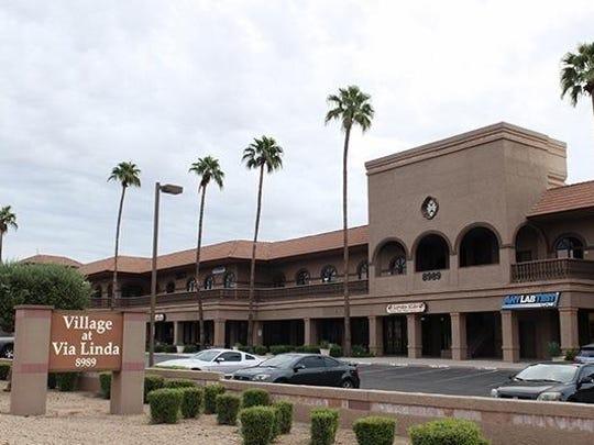 Arizona Partners of Phoenix paid $3.75 million for the Village of Via Linda shopping center in Scottsdale.