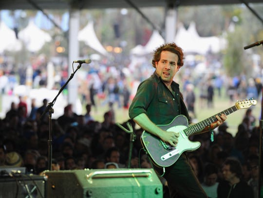 Taylor Goldsmith and Dawes will headline a WXPN-sponsored