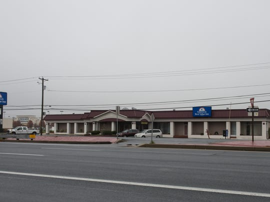 Americas Best Value Inn on North Salisbury Boulevard