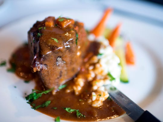 Tuscan braised beef from Allora in Marlton.