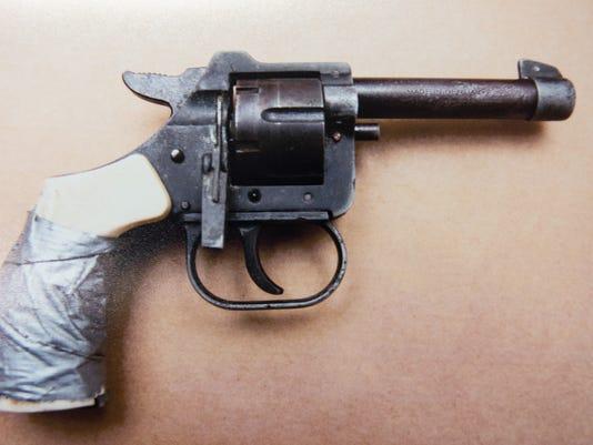 Rhinvil revolver