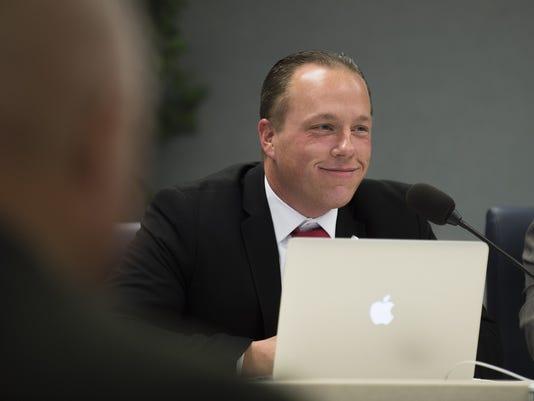 Jeffrey Bordley, Vineland Board of Education vice president