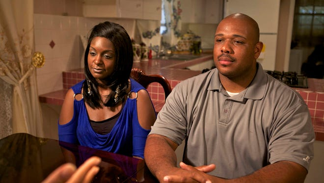 "Aleashia and Patrick Clarkston appeared on an episode of Lifetime's ""America's Supernanny: Family Lockdown."" Some have questioned the behavior methods used in the episode as Aleashia Clarkston applies for a charter school in Broussard."